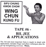 Chung Kwok Chow - Classic Series DVD 06 - Bil Jee and Applications