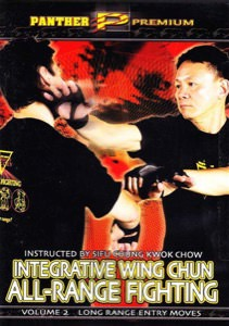 Chung Kwok Chow - IWCARF DVD 02 - Long Range Entry Moves (Integrative Wing Chun All-Range Fighting Series)