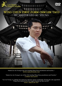 Leo Au Yeung - Wing Chun First Form: Sil Lim Tao