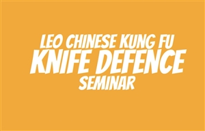 Leo Au Yeung - Chinese Knife Defense