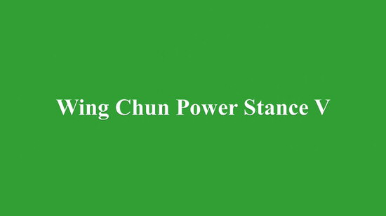 DOWNLOAD: Greg Yau - Wing Chun Power Stance Course - Lesson 5