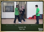 DOWNLOAD: Larry Saccoia - Applied Wing Chun - Lesson 006 - Pak Sao