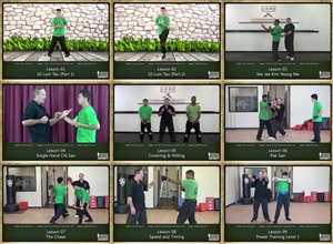 DOWNLOAD: Larry Saccoia - Applied Wing Chun - Bundle - Complete Level 1 (Lessons 01-09)