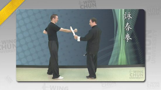 DOWNLOAD: Wayne Belonoha - Ving Tsun System - Lesson 45a - Sword Form, Part 1