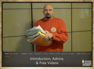 DOWNLOAD: Sifu Fernandez - WingTchunDo - Lesson 00 - Introduction & Advice