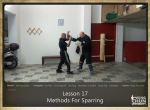 DOWNLOAD: Sifu Fernandez - WingTchunDo - Lesson 17 - Methods For Sparring
