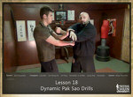 DOWNLOAD: Sifu Fernandez - WingTchunDo - Lesson 18 - Dynamic Pak Sao Drills (2014 Version)