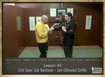 DOWNLOAD: Sifu Fernandez - WingTchunDo - Lesson 43 - Chi Sao - 1st Section - Jut (Shock) Drills