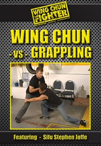 DOWNLOAD: Stephen Joffe - Wing Chun vs Grapplers
