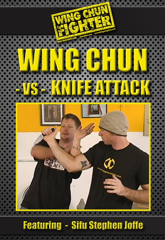 DOWNLOAD: Stephen Joffe - Wing Chun vs Knife and Multiple Attackers