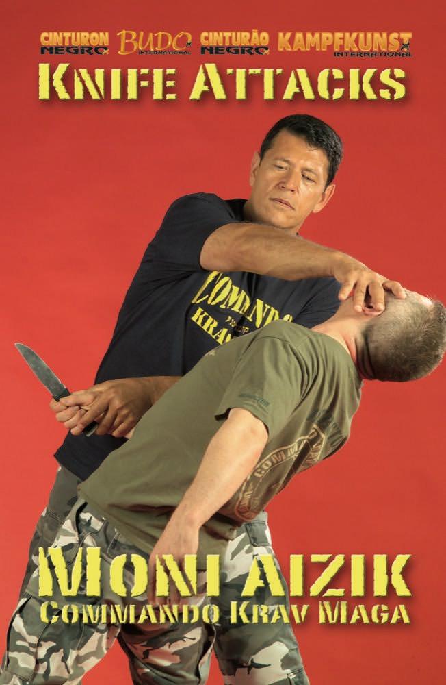 Download Moni Aizik Commando Krav Maga Knife Attacks