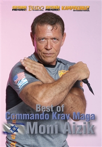 DOWNLOAD: Moni Aizik - Best of Commando Krav Maga