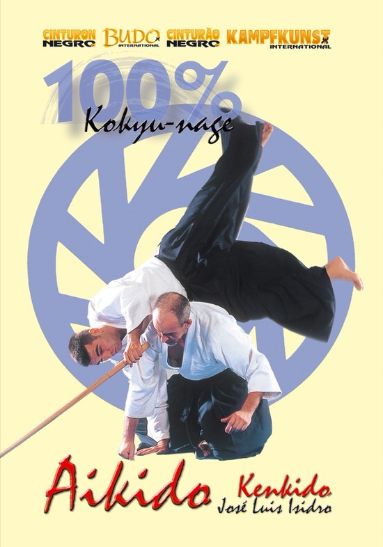 DOWNLOAD: Jose Luis Isidro - Aikido 100% Kokkyu Nage