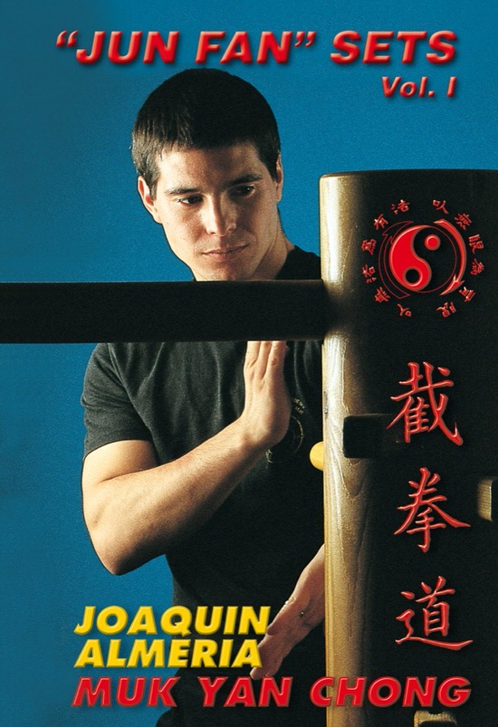 DOWNLOAD: Joaquin Almeria - Wooden Dummy JKD Jun Fan Sets