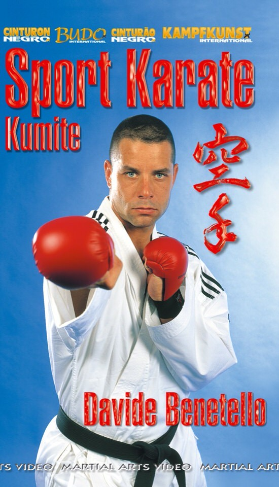 DOWNLOAD: Davide Benetello - Sport Karate Kumite