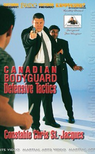 DOWNLOAD: Chris. St. Jacques - Canadian Bodyguard Defensive Tactics