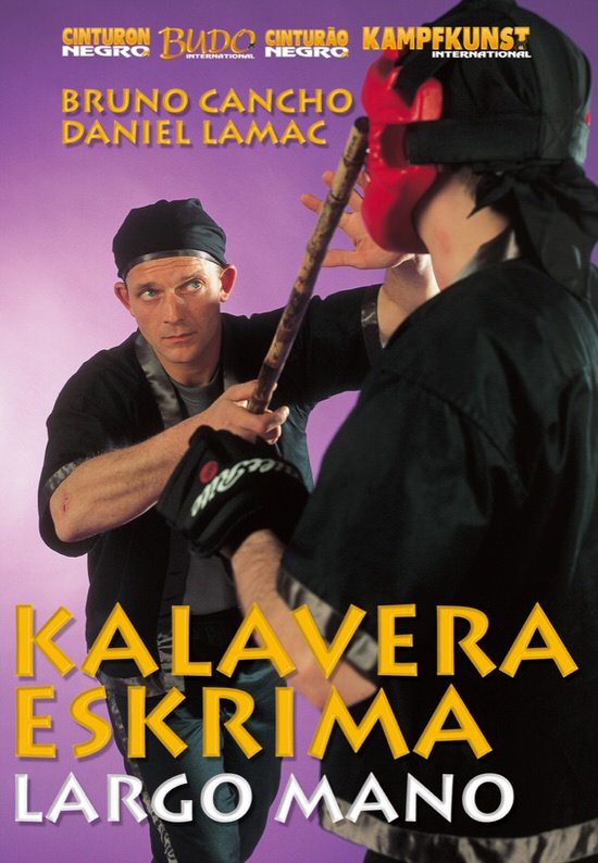DOWNLOAD: Cancho and Lamac - Kalavera Eskrima - Largo Mano