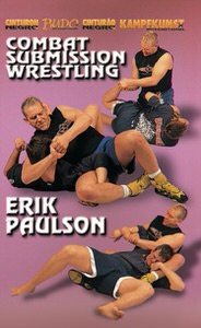 DOWNLOAD: Erik Paulson - Combat Submission Wrestling Vol 1