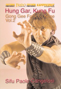DOWNLOAD: Paolo Cangelosi - Hung Gar Gong Gee Fook Fu Kune Form Vol 2