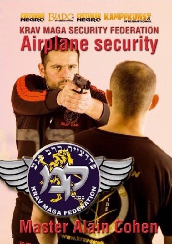 DOWNLOAD: Alain Cohen - IDS Krav Maga Airplane Security