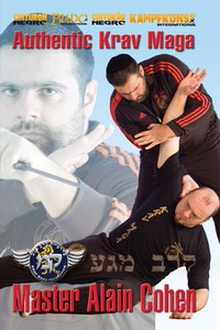 DOWNLOAD: Alain Cohen - Authentic Krav Maga