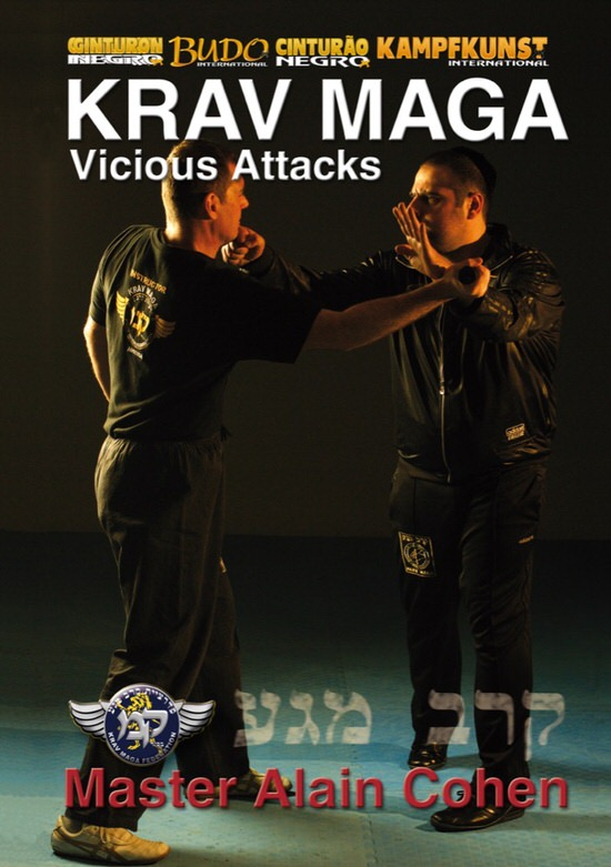 DOWNLOAD: Alain Cohen - Krav Maga Vicious attacks