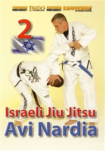 DOWNLOAD: Avi Nardia - Kapap Israeli Jiu Jitsu Vol 2