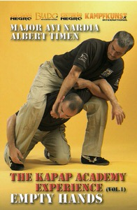 DOWNLOAD: Avi Nardia - Kapap Lotar Krav Maga The Kapap Academy Experience