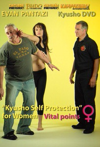 DOWNLOAD: Evan Pantazi - Kyusho Self Protection for Women