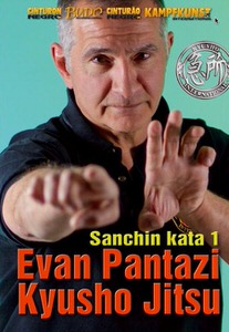 DOWNLOAD: Evan Pantazi - Kyusho Jitsu- Kyusho Sanchin Kata Vol.1