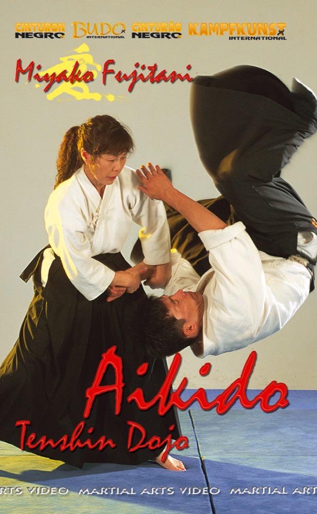 DOWNLOAD: Miyako Fujitani - Aikido Tenshin Dojo Vol 2