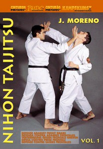 DOWNLOAD: J. Moreno - Nihon Taijitsu Vol 1 Defense against Front Grabs