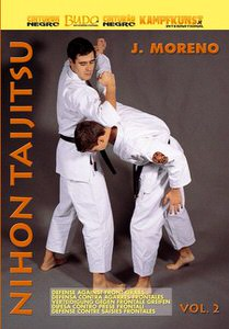DOWNLOAD: J. Moreno - Nihon Taijitsu Vol 2 Defense against Front Attacks
