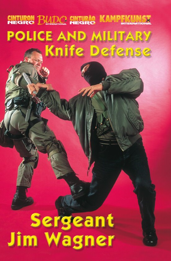 DOWNLOAD: Jim Wagner - Reality Based Police and Military Knife Defense