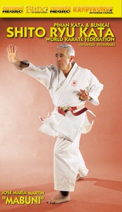 DOWNLOAD: Jose Maria Martin - Shito Ryu Karate Pinan Kata and Bunkai Vol 2