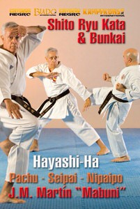 DOWNLOAD: Jose Maria Martin - Karate Shito-Ryu Hayashi-Ha Kata and Bunkai