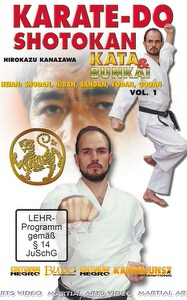 DOWNLOAD: Jesus Fernandez - Karate-do Shotokan Kata and Bunkai Vol 1