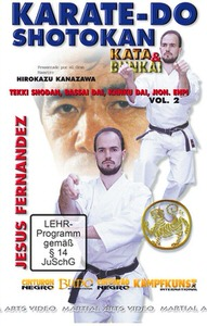 DOWNLOAD: Jesus Fernandez - Karate-do Shotokan Kata and Bunkai Vol 2