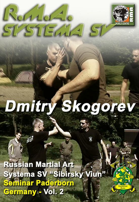 DOWNLOAD: Dmitri Skogorev - RMA Systema SV Seminar Paderborn, Germany Vol 2