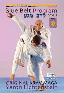 DOWNLOAD: Yaron Lichtenstein - Original Krav Maga Blue Belt program Vol1