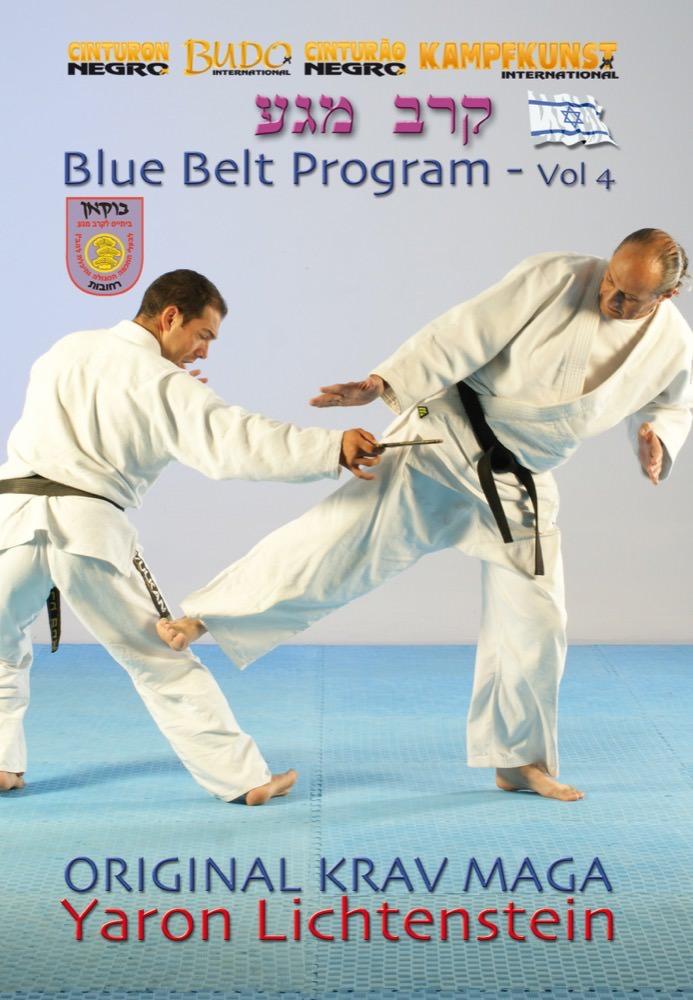 Download Yaron Lichtenstein Original Krav Maga Blue Belt Program Vol4