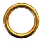 True Brass Forearm Ring - 11.5 cm (One Ring)