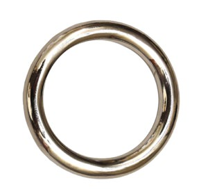 True Stainless Steel Forearm Ring - 10.5 cm (One Ring)