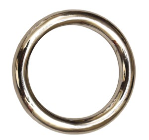True Stainless Steel Forearm Ring - 11.5 cm (One Ring)