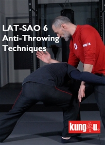 Sifu Taner - 44 -  Lat Sao 6 - Anti-Throwing