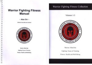 Alan Orr - Warrior Fitness Manual & DVD (3 Tapes on 1 DVD)