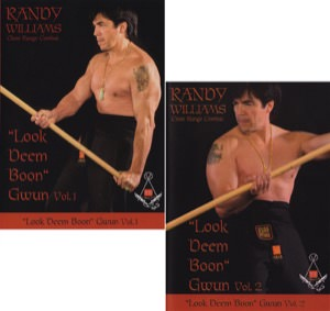 Bundle - Randy Williams -  Look Deem Boon Gwun (Long Pole) DVD Set