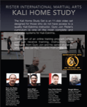 Jon Rister - Kali Home Study Set (11 DVDs)