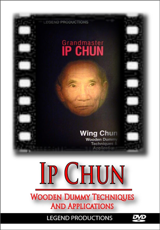 Ip Chun - Wooden Dummy Techniques and Applications DVD - Wing Chun