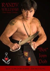 Randy Williams - Bot Jom Doh Form: 108 Motions DVD